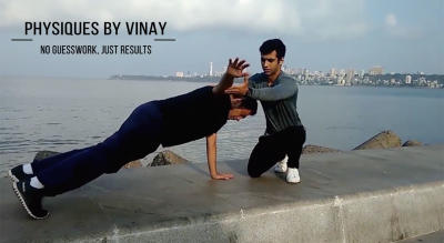 6 Day Slim Down with Celebrity Fitness Coach, Vinay Bhambwani