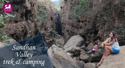 HikerWolf- Sandhan Valley Trekking, Rappelling and Camping
