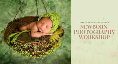 Newborn Photography Workshop February 2019