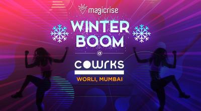 Magicrise - Winter Boom Party