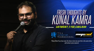 Fresh Thoughts by Kunal Kamra