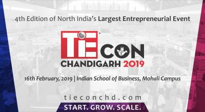 TieCon Chandigarh 2019