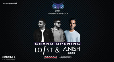 Grand Opening Of The Club Owl:The Premium Night Club
