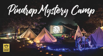 Pindrop Mystery Camp - January Edition 2019 | Campmonk
