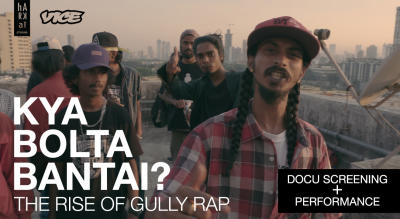 Kya Bolta Bantai? - Screening + Performance