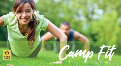 Camp Fit - Fun , fitness and camping | Campmonk