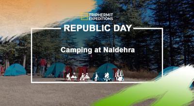 Republic Day Weekend Getaway at TripHermit Camps Naldehra (Shimla)
