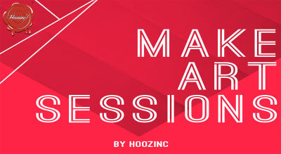 Make Art Session By Hoozinc