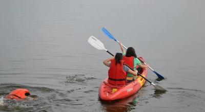 Ramanagara Night Camping With Kayaking