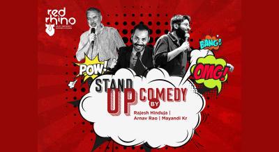Comedy Night At Red Rhino