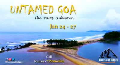 Untamed Goa - The Parts Unknown