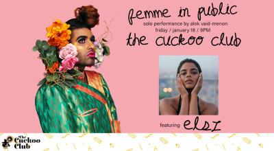 Femme in Public ft. Alok Vaid Menon