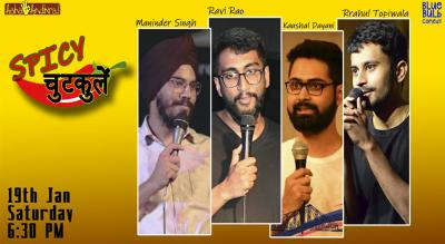 Spicy Chutkule: A Stand Up Comedy