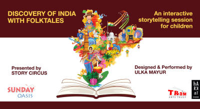 Discovery of India with folktales for children
