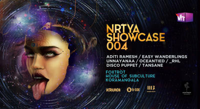 nrtya Showcase 004 at Foxtrot, Bangalore
