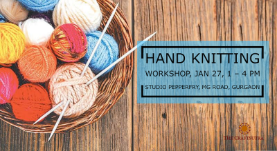 Hand Knitting Workshop