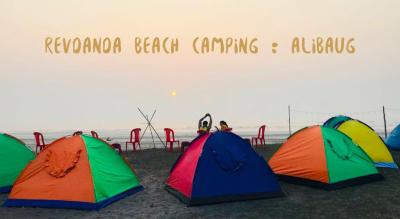 Revdanda Beach Camping, Alibaug