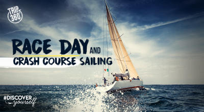 Race-day And Crash Course In Sailing