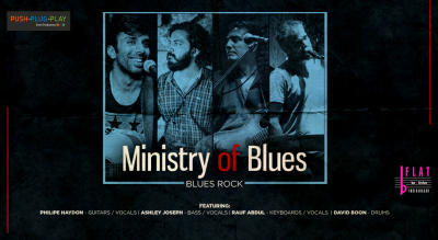 Ministry Of Blues - Blues Rock
