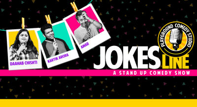 Jokes Line - A Stand Up Comedy Show