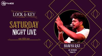 A R Rahman Tribute Night Live/Bhavya Raj