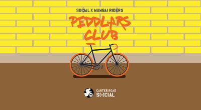 Social x Mumbai Riders: The Peddlars Club