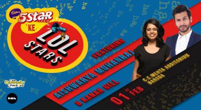 5 Star Ke LOLStars ft Aishwarya Mohanraj and Kanan Gill, Baroda