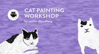 Cat Painting Workshop