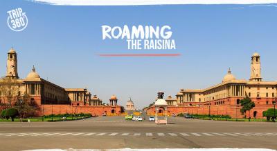 Roaming the Raisina by Trip 360