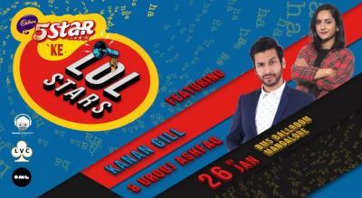 5 Star Ke LOLStars Kanan Gill and Urooj Ashfaq, Mangalore