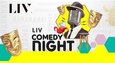 Liv Comedy Nights
