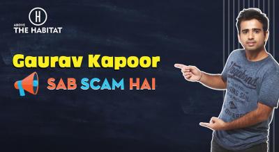Sab Scam Hai: Gaurav Kapoor