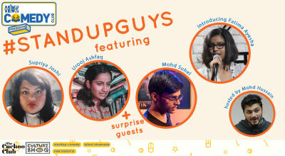Standup Guys feat Urooj Ashfaq, Supriya Joshi & Mohd Suhel