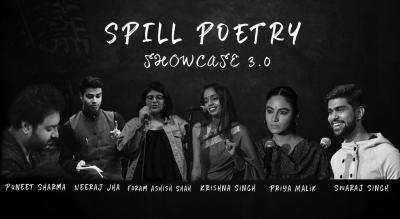 Spill Poetry Showcase 3.0