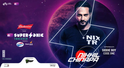 VH1 Supersonic Takeover With Nikhil Chinapa