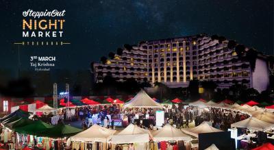The SteppinOut Night Market - Hyderabad