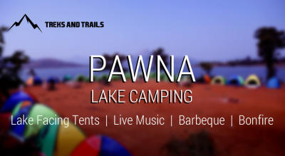 Pawna Lake Camping by Trek and Trails