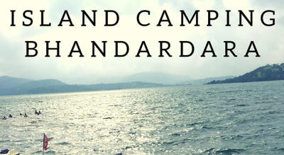 Island Camping, Bhandardara by 99Hikers