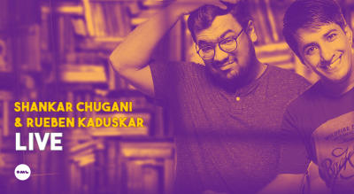 Shankar Chugani & Rueben Kaduskar Live