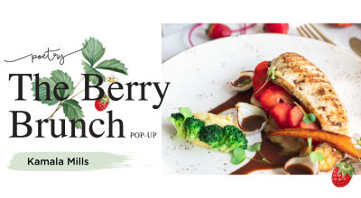 The Berry Brunch | Kamala Mills