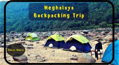The Mesmerising Meghalaya Backpacking Trip | Muddie Trails