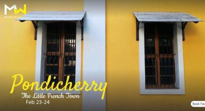 Pondicherry - The Little French Town