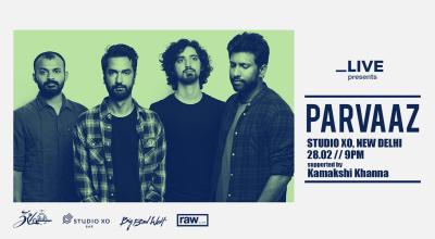 Underscore Live presents Parvaaz