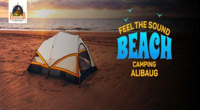 Feel the Sound - Beach Camping Alibaug