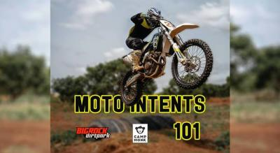 Moto Intents 101 : Adventure Trail Riding and Motocamping Workshop