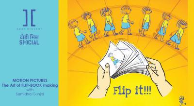 Workshop- The Art of Flip Book making
