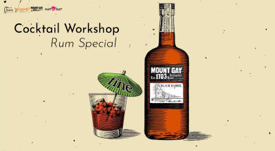 Cocktail Workshop - Rum Special