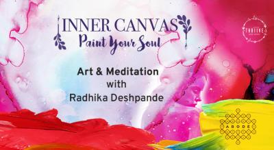 Learn Meditation With Art by Radhika Deshpande
