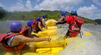 Adventure Camping & River Rafting Kolad