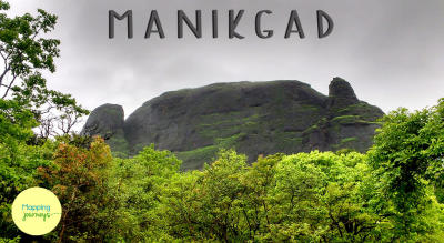 Night Trek To Manikgad by Mapping Journeys